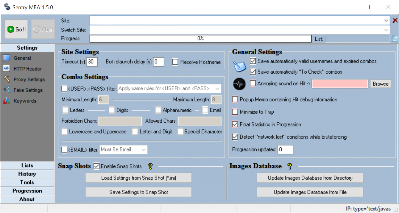 a look at sentry mba the most popular cybercriminal tool for here is a screenshot of the main interface of the tool which is a standalone windows application
